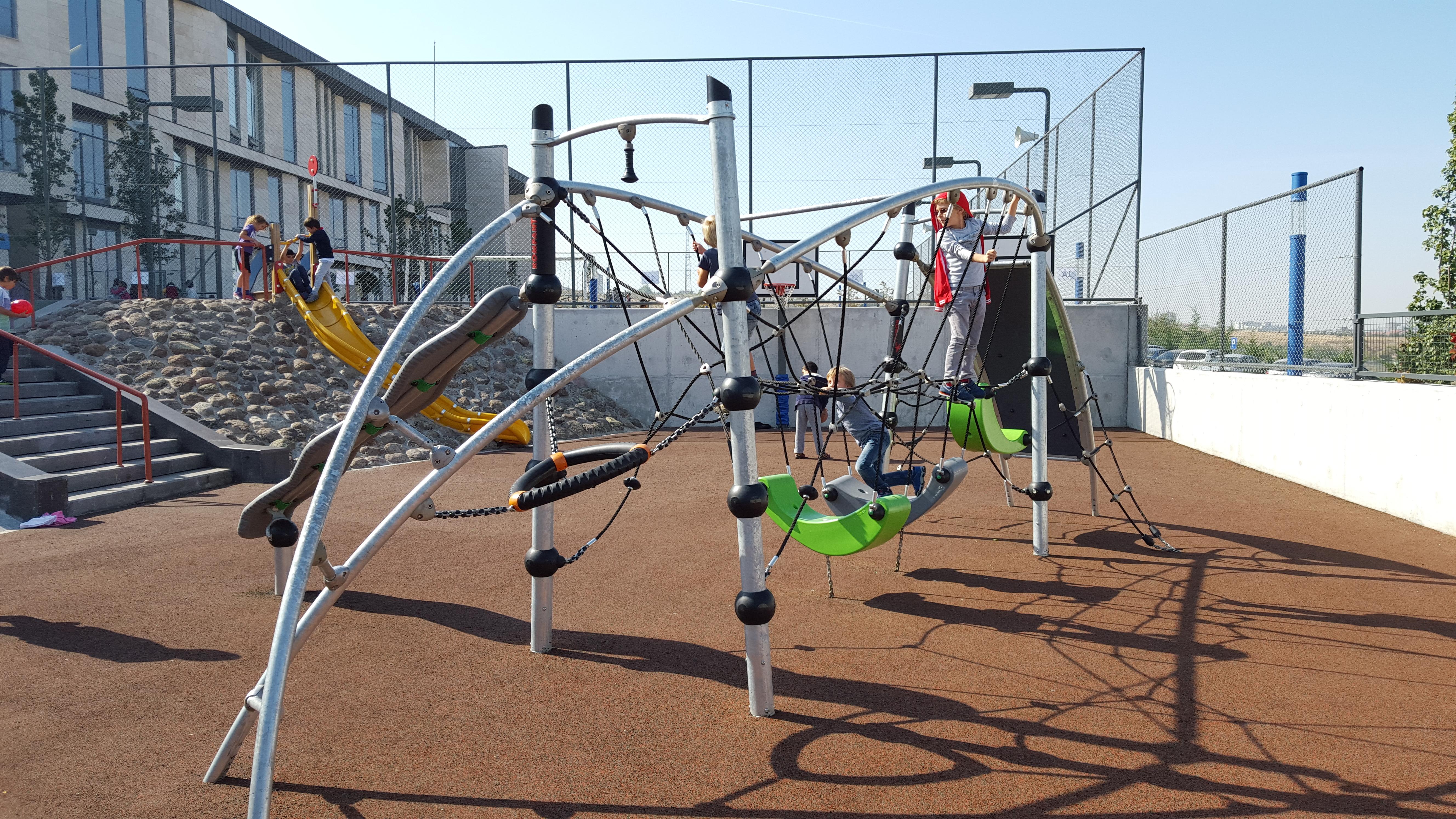Spor ve Park alanları
