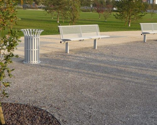 LIBRE-benches-and-LYS-litter-bin-1