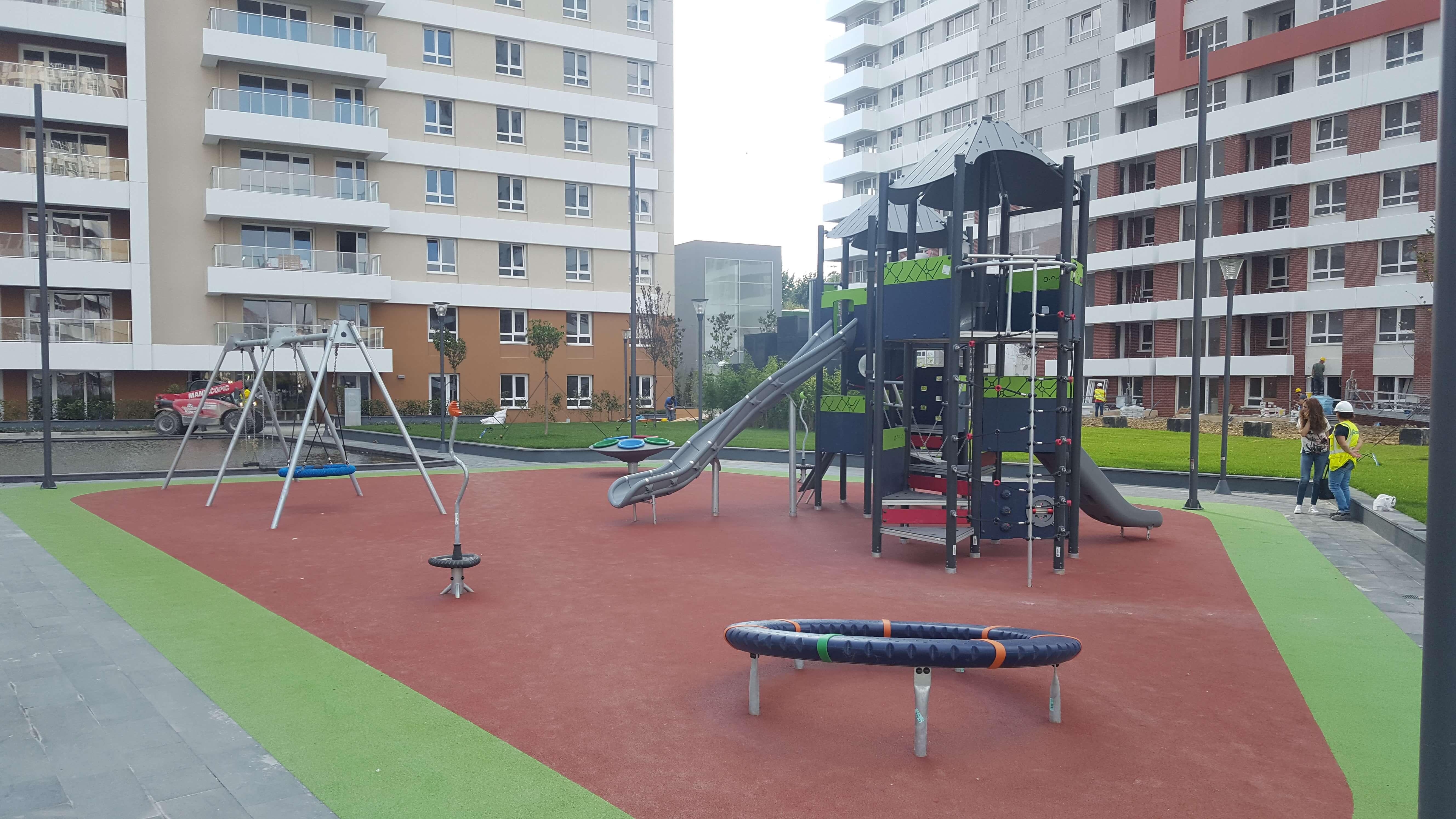 Nurol Park İstanbul Çocuk Parkı 3