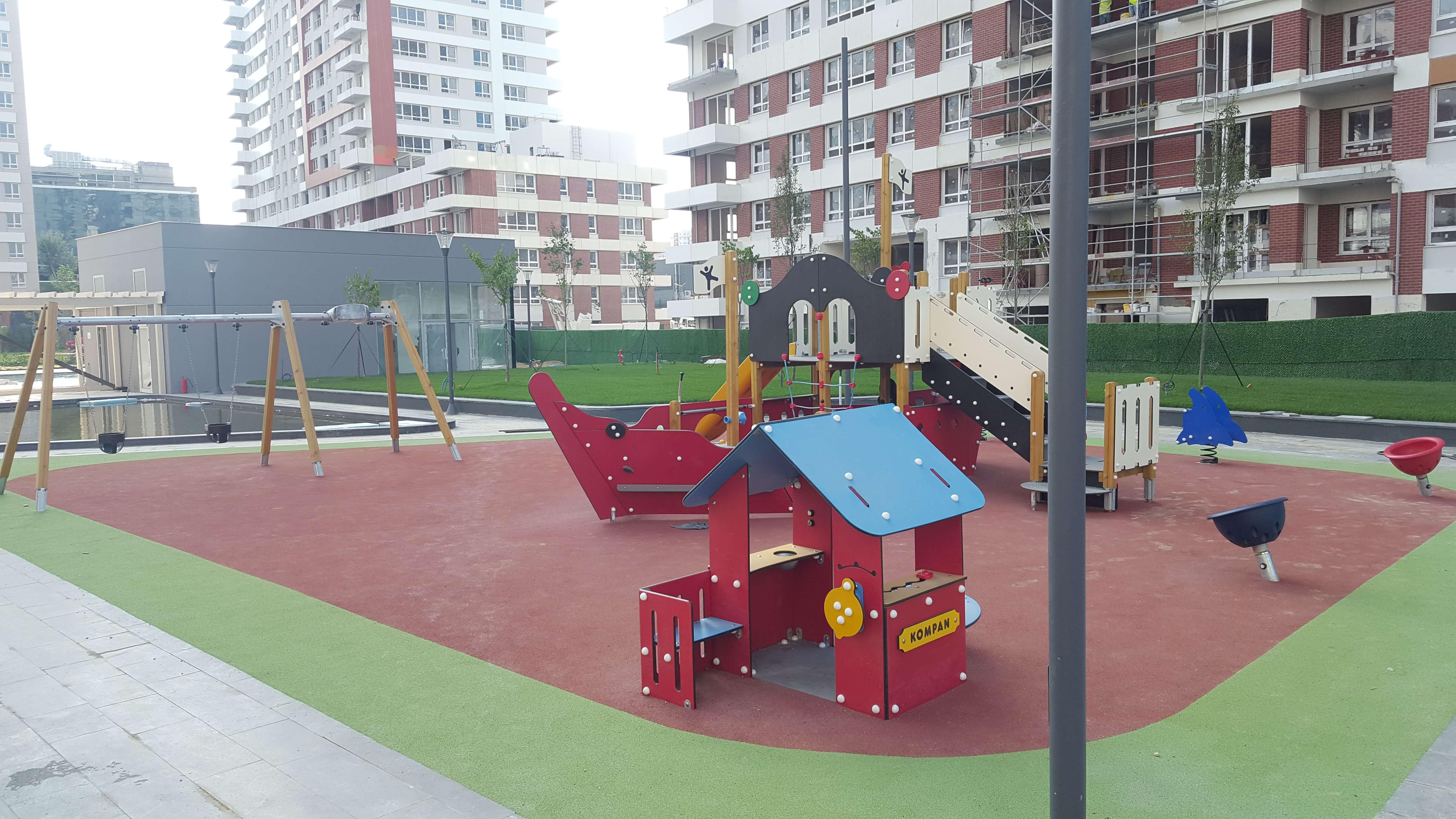Nurol Park İstanbul Çocuk Parkı