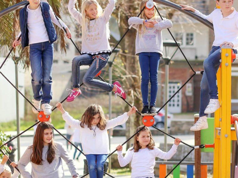 dış mekan outdoor çocuk oyun parkı