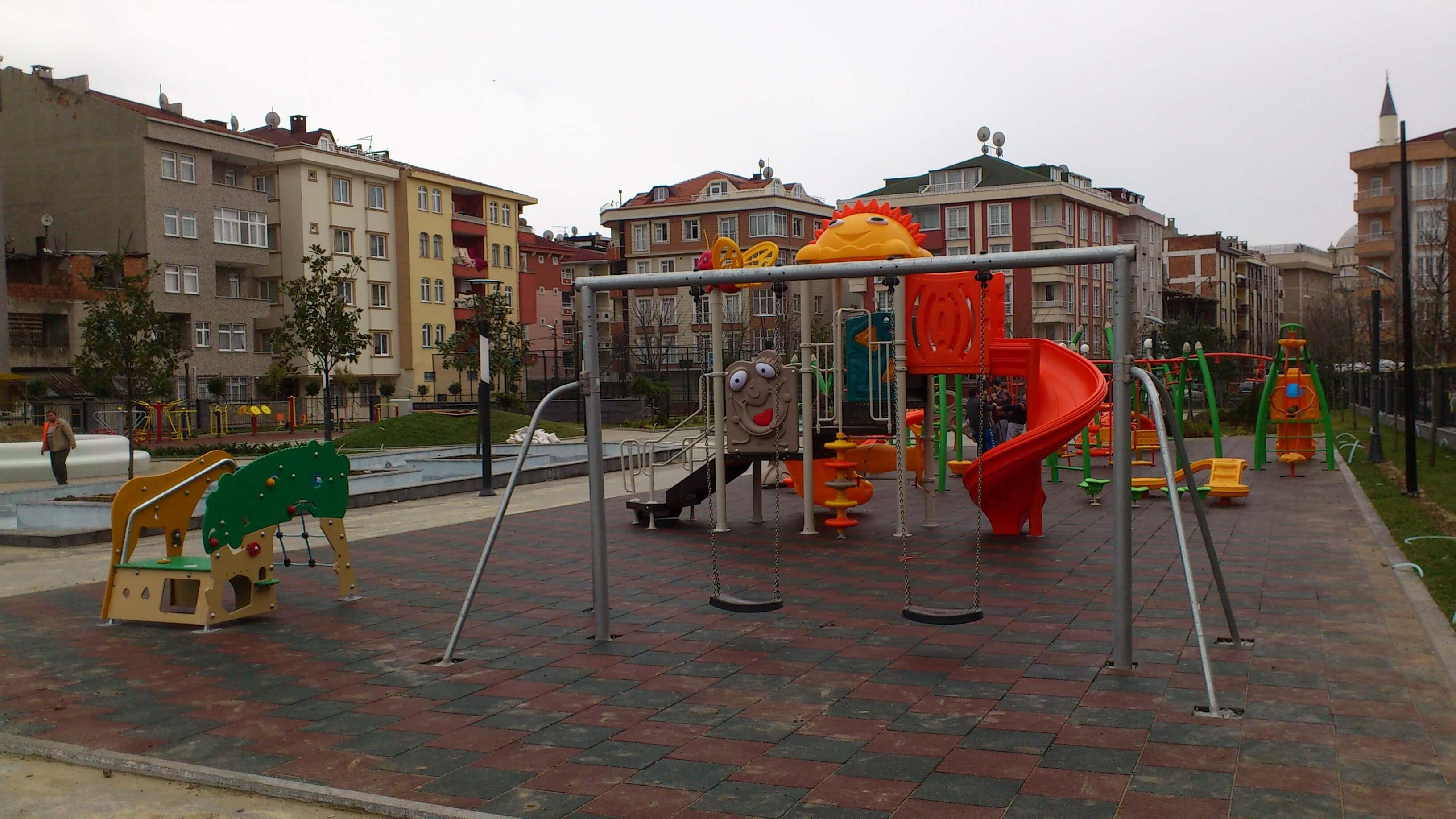 bahcelievler-belediyesi-oyun-parkı