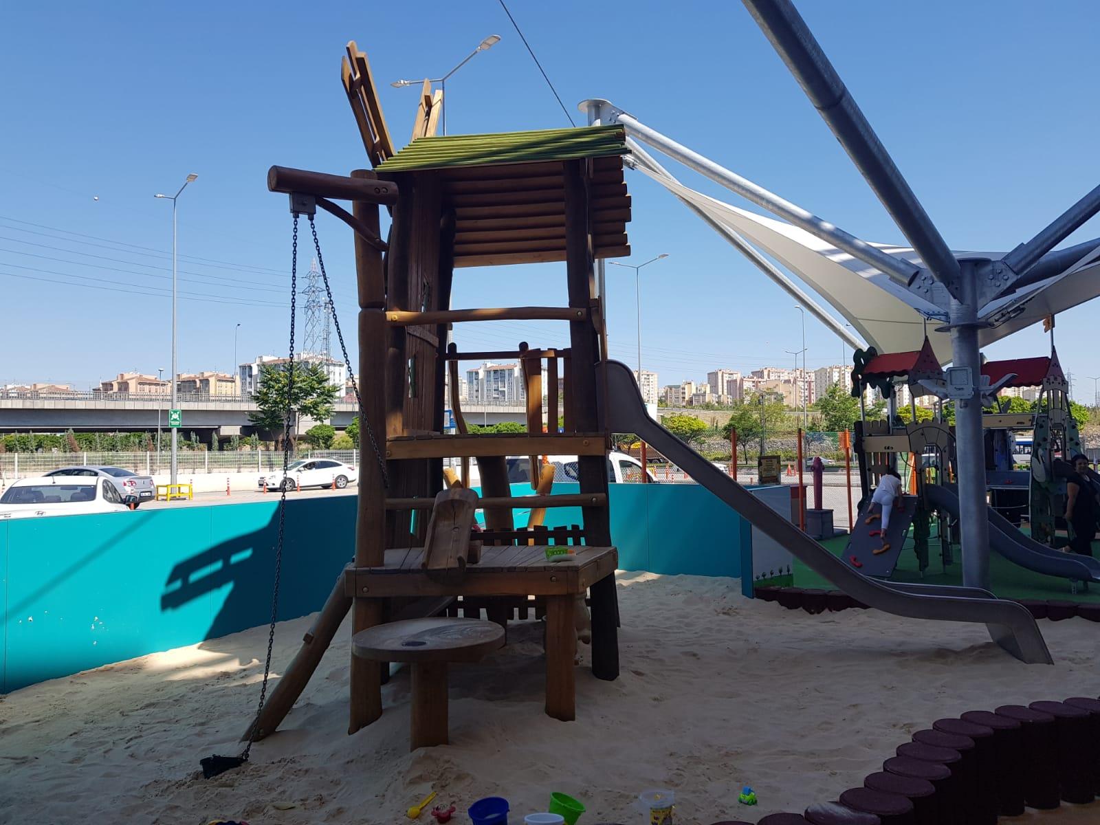 Rönesans Ankara Optimum Avm Gelar Playgroundcity Furniture