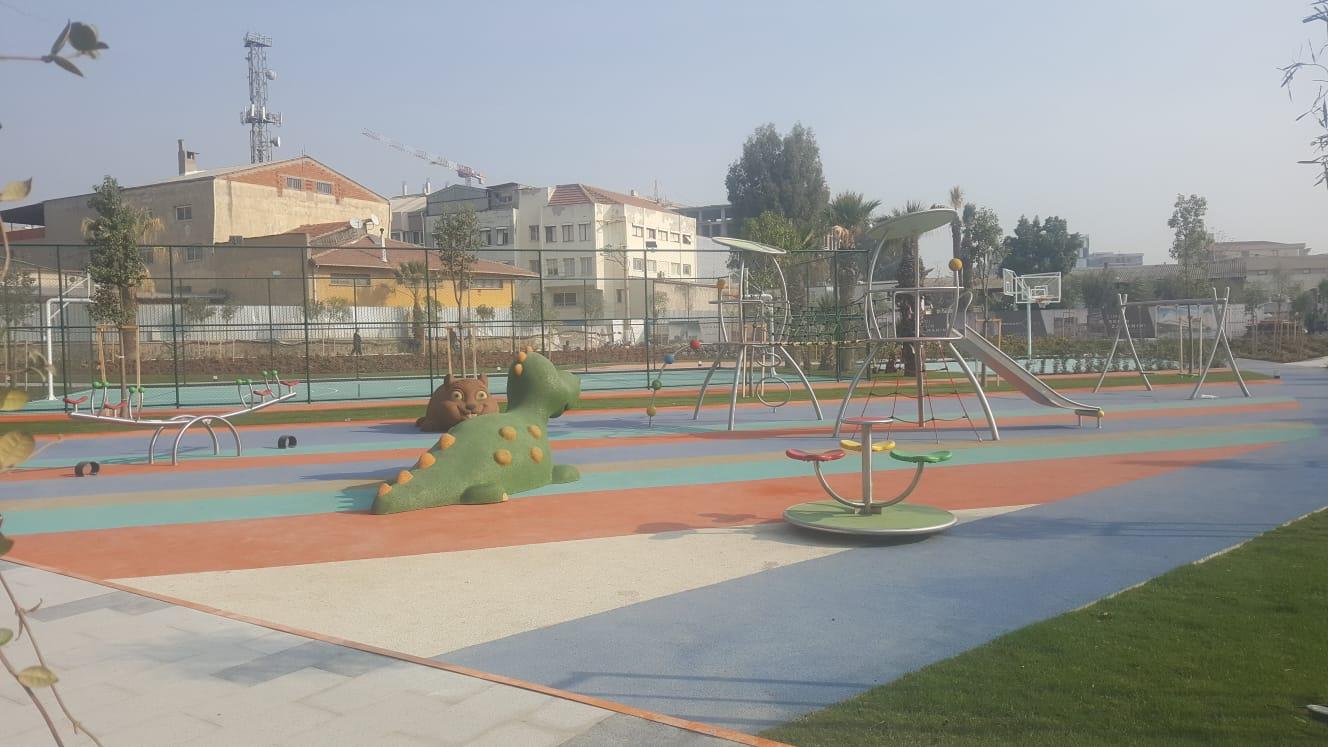 izmir oyun parki
