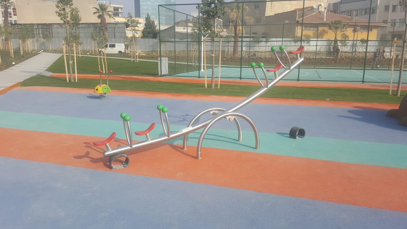 oyun parki zemin uygulamalari